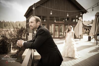 Wedding photography by Denver Colorado Wedding photographer Milestone Imaging.