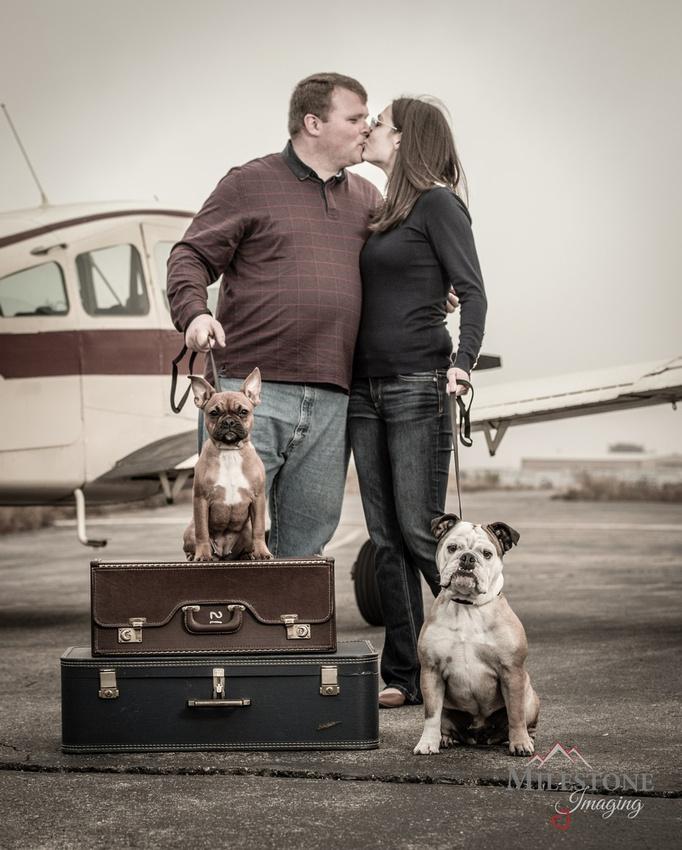 Colorado engagement photos by Denver Wedding Photographer, Tom Miles of Milestone Imaging