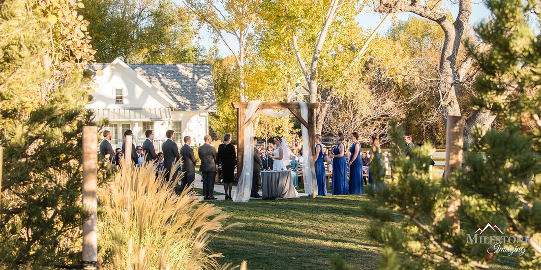 Wedding photographed by Denver Wedding Photographers, Milestone Imaging