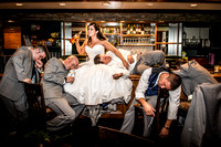 The Bar Shot | Arrowhead Wedding Photography