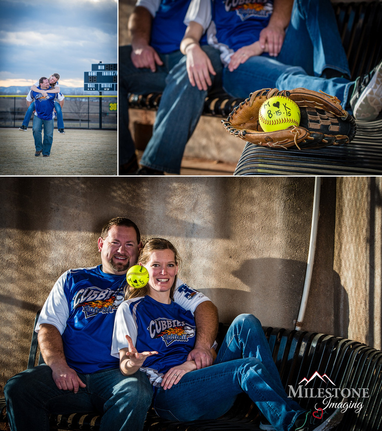 Engagement Photos by Denver Wedding Photographer, Tom Miles of Milestone Imaging