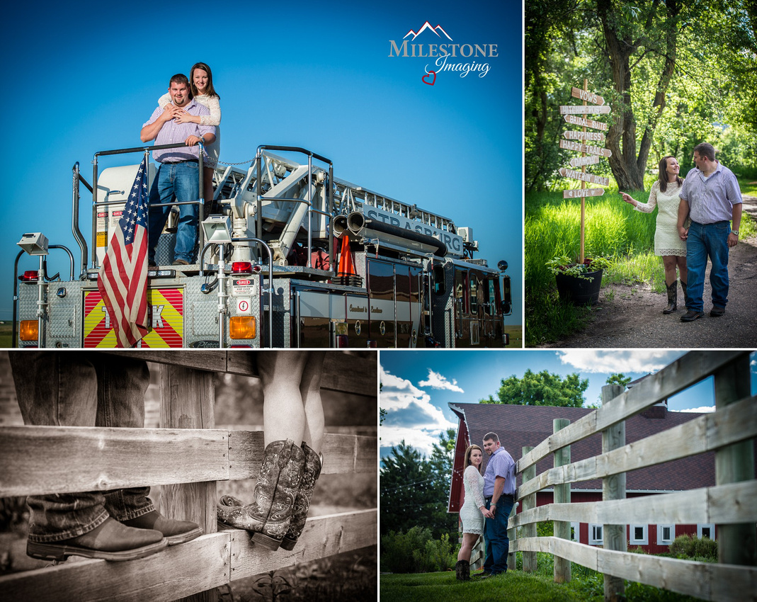 Chatfield Botanic Gardens engagement photos by Denver Wedding Photographer Tom Miles of Milestone Imaging
