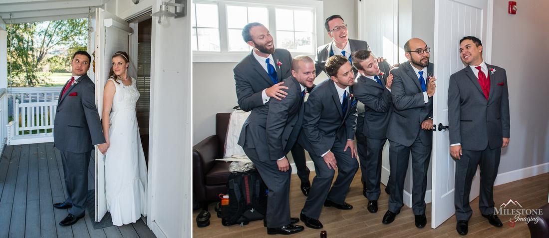 Denver Wedding photographer Milestone Imaging