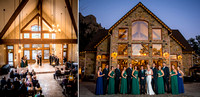 Della Terra Wedding | Estes Park Wedding Photographer